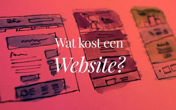 Wat kost een website?