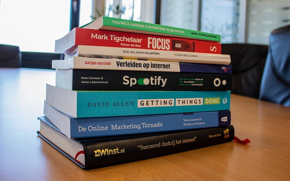Deze boeken raad ik jou aan!