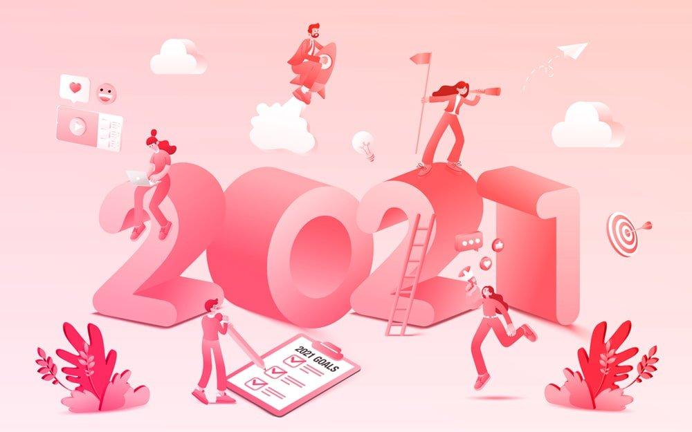 Hoe moet je doelen stellen voor het komende jaar