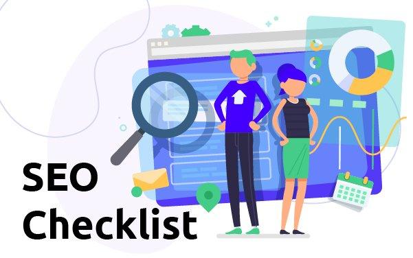SEO Checklist Westland